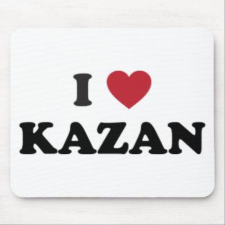 I Heart Kazan Russia Mouse Pad