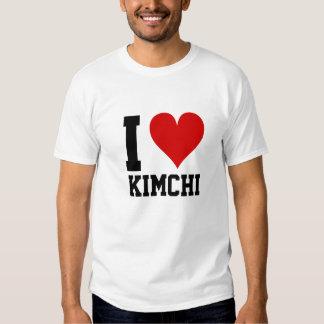 I [heart] Kimchi Shirts