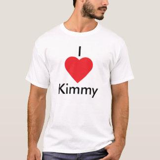 I Heart Kimmy T-Shirt