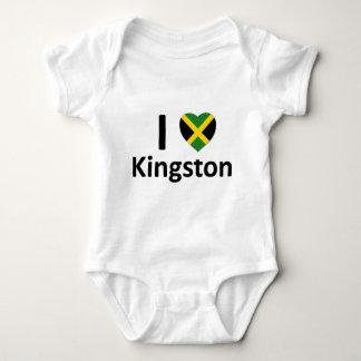 I heart Kingston (Jamaica) Tee Shirt