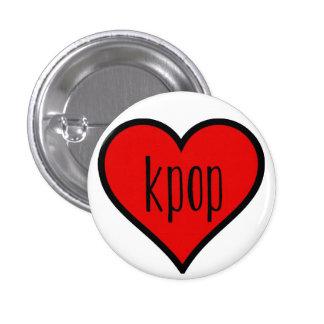 I heart kpop! buttons