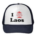 I Heart LAOS Cap