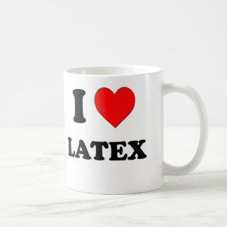 I Heart Latex Mug
