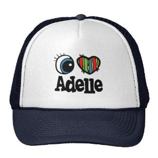 I Heart (Love) Adelle Trucker Hat