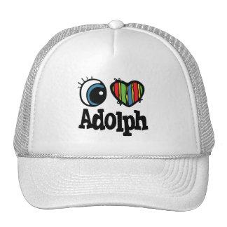 I Heart (Love) Adolph Hats