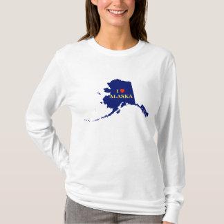 I Heart (Love) Alaska T-Shirt