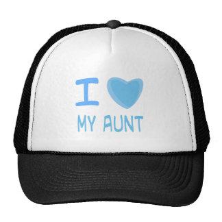 I Heart (Love) aunt Cap