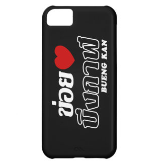 I Heart (Love) Bueng Kan, Isan, Thailand iPhone 5C Case