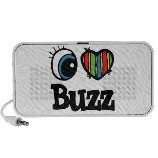 I Heart (Love) Buzz Mp3 Speaker