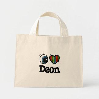 I Heart (Love) Deon Tote Bag