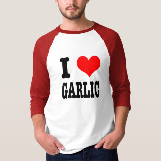 I HEART (LOVE) GARLIC T-Shirt