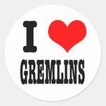 I HEART (LOVE) GREMLINS