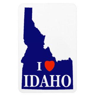 I Heart (Love) Idaho Vinyl Magnets