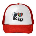 I Heart (Love) Kip Cap