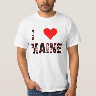 I Heart (Love) Maine T-Shirt