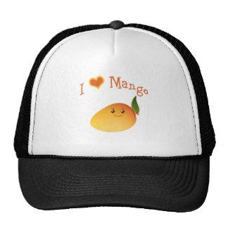 I Heart (love) Mango Cap
