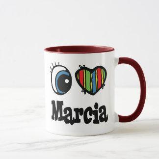I Heart (Love) Marcia Mug