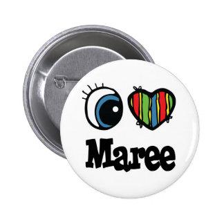 I Heart Love Maree Button