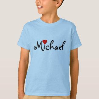 I Heart (Love) Michael Or ? T Shirt