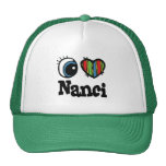 I Heart (Love) Nanci Cap