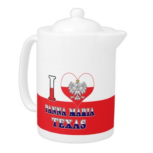Image of I Heart Love Panna Maria Texas