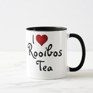 I (Heart) Love Rooibos Tea Mug