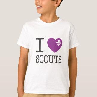 I heart / love scouts T-Shirt