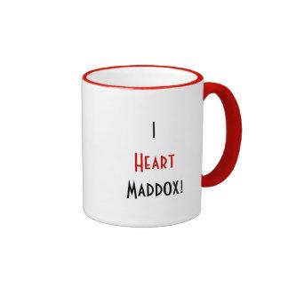 I Heart Maddox mug.