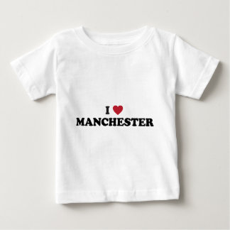 I Heart Manchester England Tshirts
