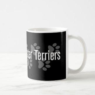 I (heart) Manchester Terriers Basic White Mug