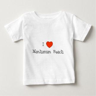 I Heart Manhattan Beach Tees