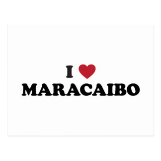 I Heart Maracaibo Venezuela Postcard