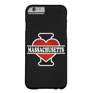 I Heart Massachusetts Barely There iPhone 6 Case