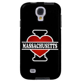 I Heart Massachusetts Galaxy S4 Case