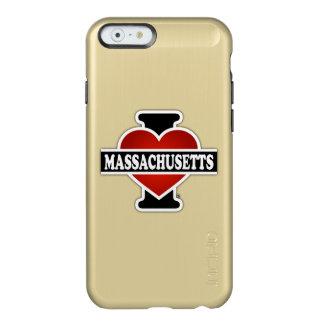 I Heart Massachusetts Incipio Feather® Shine iPhone 6 Case