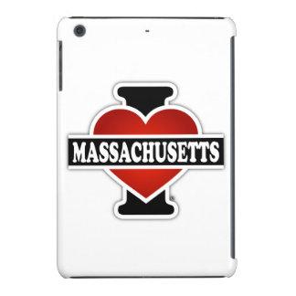 I Heart Massachusetts iPad Mini Cases
