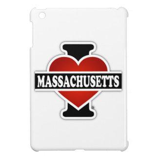 I Heart Massachusetts iPad Mini Cover