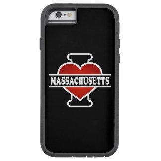 I Heart Massachusetts Tough Xtreme iPhone 6 Case
