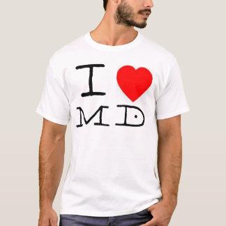 I *heart* MD T-Shirt