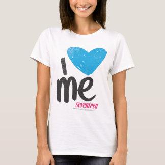 I Heart Me Aqua T-Shirt
