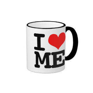 I Heart Me Coffee Mugs