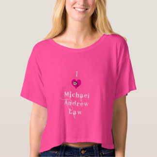 I Heart Michael Andrew Law T-Shirt