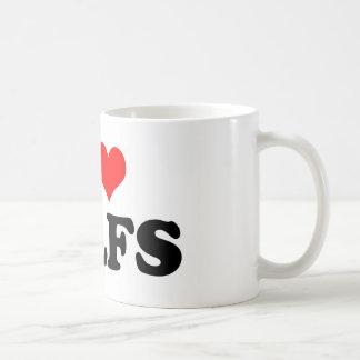 I Heart Milfs Coffee Mug
