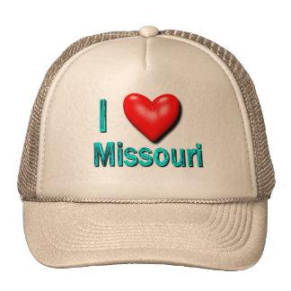 I Heart Missouri Cap