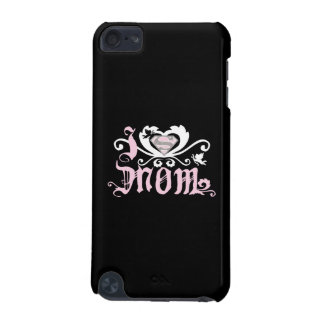 I Heart Mom  Pink iPod Touch 5G Covers