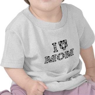 I Heart Mom Tshirts