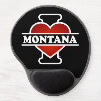 I Heart Montana Gel Mouse Pad