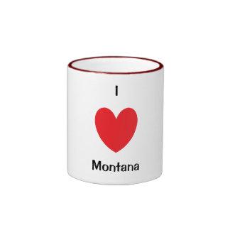 I Heart Montana Mug