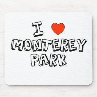 I Heart Monterey Park Mouse Pad