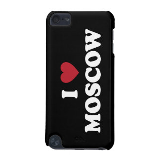 I Heart Moscow Russia iPod Touch 5G Cases